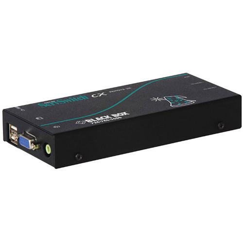 Black Box ServSwitch CX Basic User Station with USB