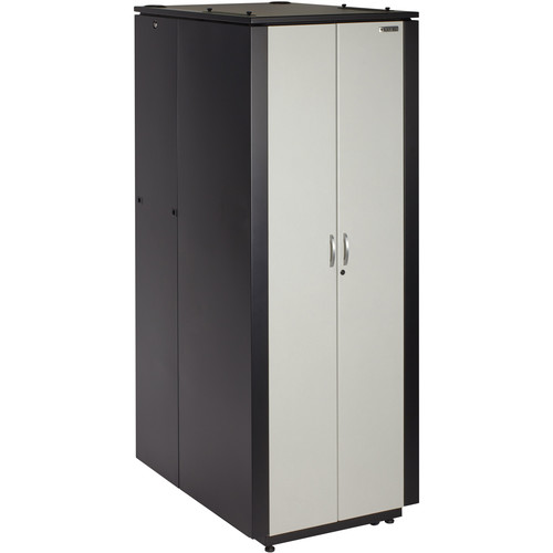 Black Box QuietCab 42 RU Acoustic Cabinet (Light Gray)