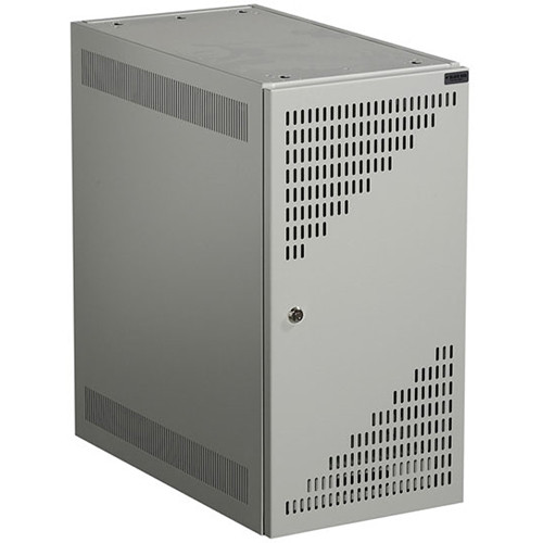 Black Box CPU Security Cabinet (Light Gray)