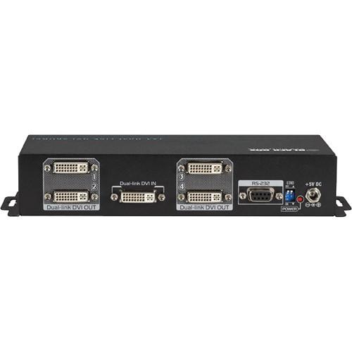 Black Box 1 x 4 Dual-Link DVI-D Splitter