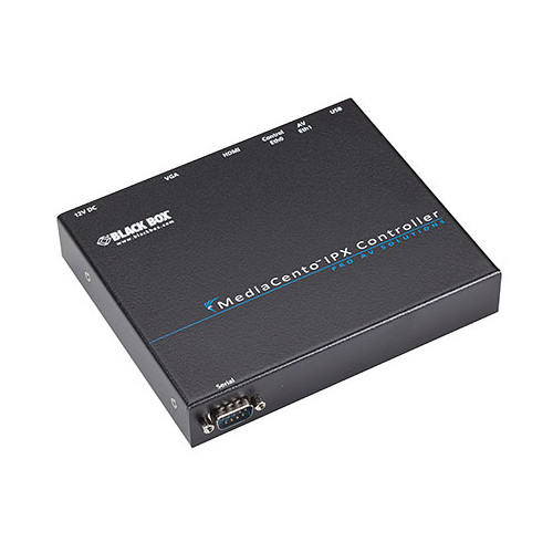 Black Box MediaCento IPX Controller for up to 64 Screen Video Walls
