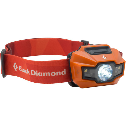 Black Diamond Storm LED Headlight (Vibrant Orange)
