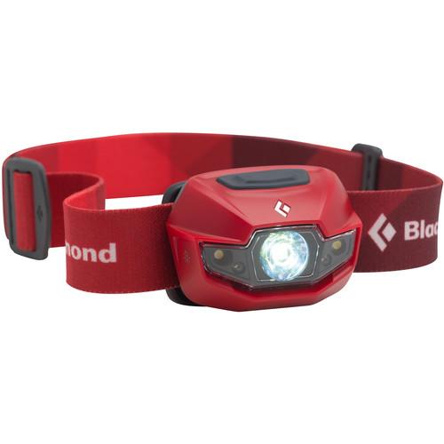 Black Diamond Spot LED Headlight (Fire Red)