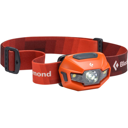 Black Diamond ReVolt LED Headlamp (Vibrant Orange)