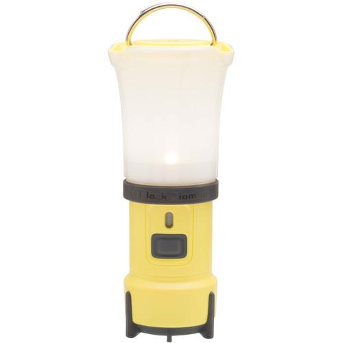 Black Diamond Voyager v2 LED Lantern/Flashlight (Blazing Yellow)