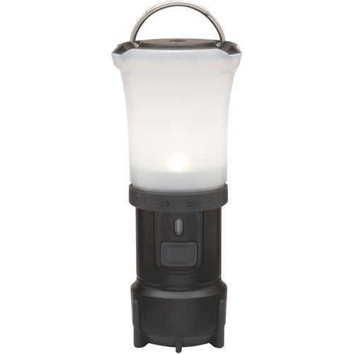Black Diamond Voyager v2 LED Lantern/Flashlight (Matte Black)