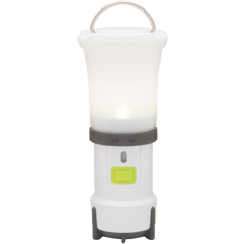 Black Diamond Voyager v2 LED Lantern/Flashlight (Ultra White)