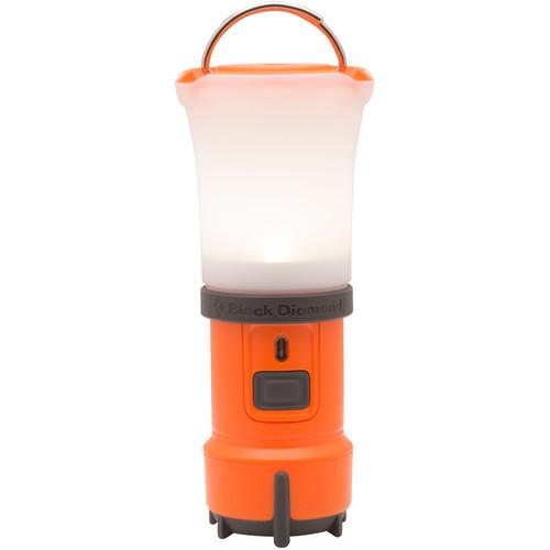 Black Diamond Black Diamond Voyager v.2 LED Lantern/Flashlight (Vibrant Orange)