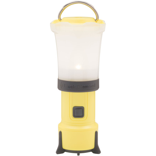 Black Diamond Orbit v2 LED Lantern/Flashlight (Blazing Yellow)