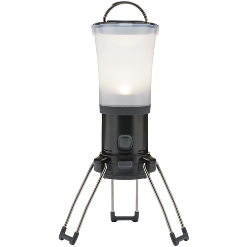 Black Diamond Apollo LED Lantern (200 Lumens Max, Matte Black)