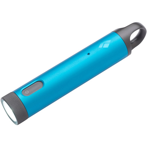 Black Diamond Ember Power Light LED Flashlight/Charger (Ultra Blue)