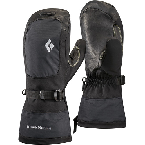 Black Diamond Mercury Mitts Waterproof Gloves (X-Small)