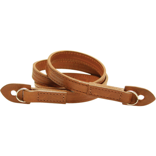 Black Label Bag M3 Style Leather Strap (Tan)