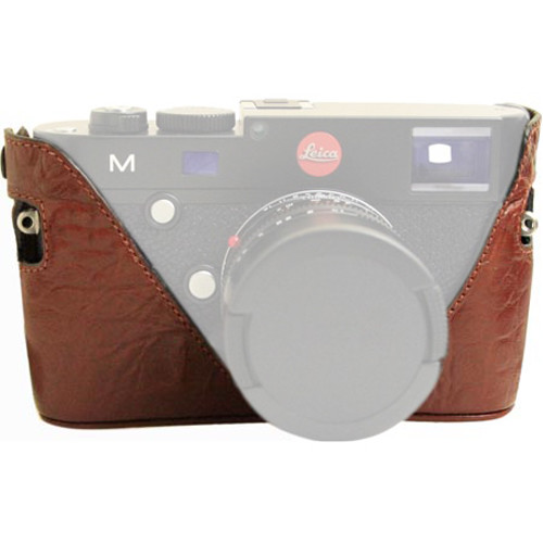 Black Label Bag Half-Case for M Type 240 and M-P Type 240 Cameras (Alligator)
