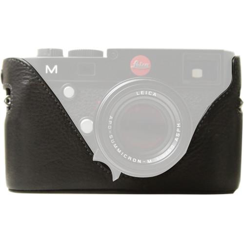 Black Label Bag Half Case for Leica M Type 240 and M-P Cameras (Black)