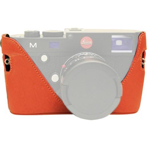 Black Label Bag Half-Case for M Type 240 and M-P Type 240 Cameras (Orange)