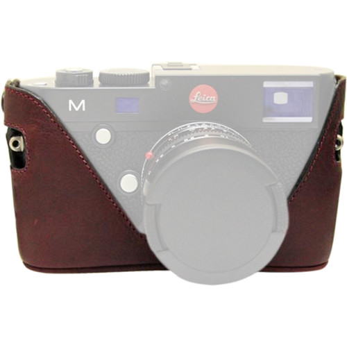 Black Label Bag Half-Case for M Type 240 and M-P Type 240 Cameras (Purple)