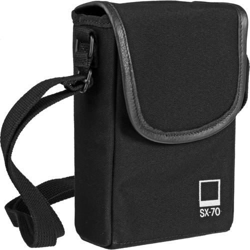 Black Label Bag SX-70 Polaroid Two Compartment Pouch
