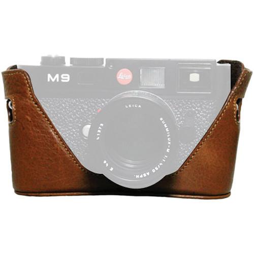 Black Label Bag M8/M9 Half Case (Brown)