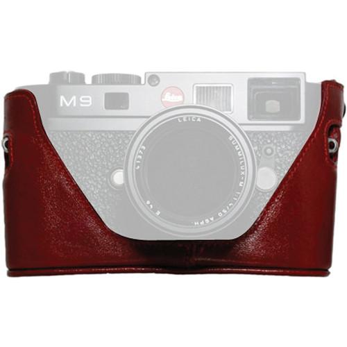 Black Label Bag M8/M9 Half Case (Red)