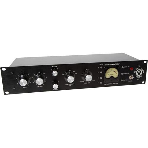Black Lion Audio Seventeen Single-Channel FET Compressor