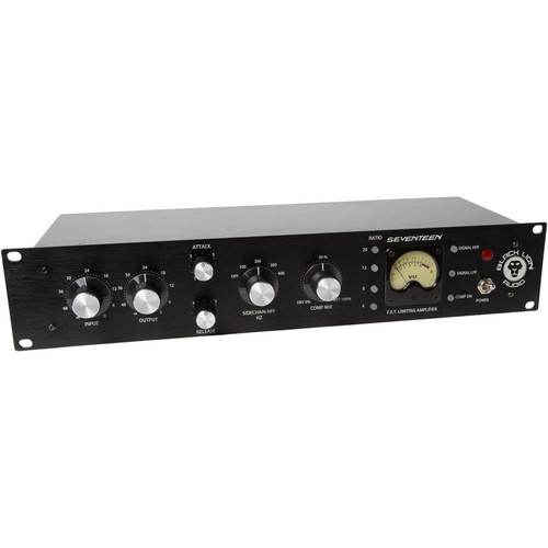 Black Lion Audio Seventeen Single-Channel FET Compressor