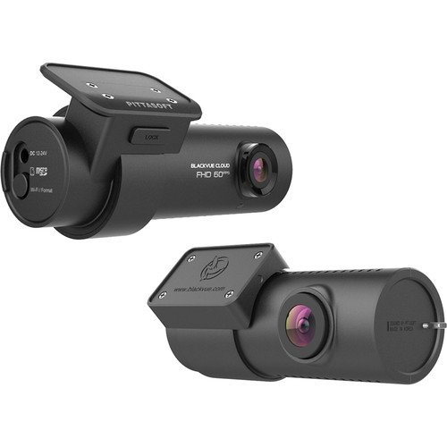 Black Vue DR750S Series 2-Channel Dash Camera with 16GB microSD Card