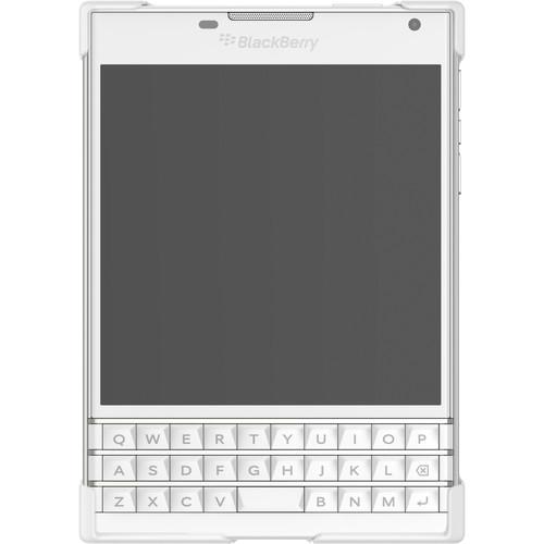 BlackBerry Passport Hard Shell Case (White)