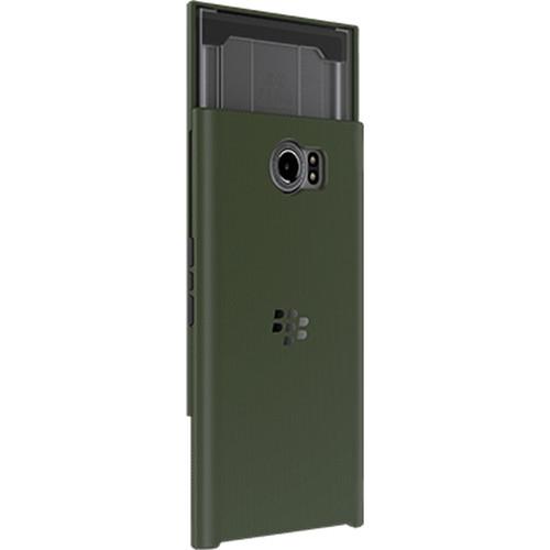 BlackBerry Slide-Out Hard Shell Case for BlackBerry PRIV (Military Green)