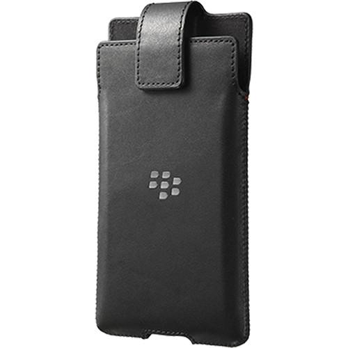BlackBerry Leather Swivel Holster for BlackBerry PRIV