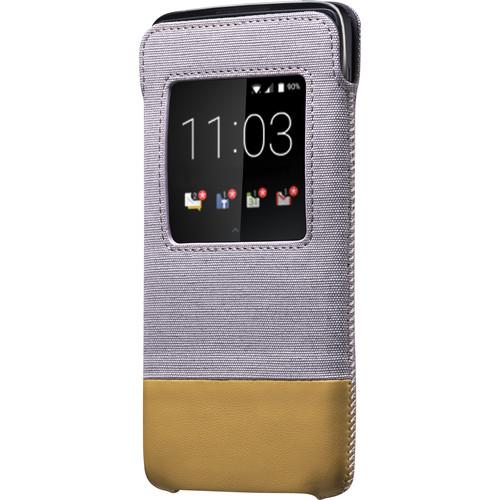BlackBerry DTEK50 Smart Pocket (Gray/Tan)