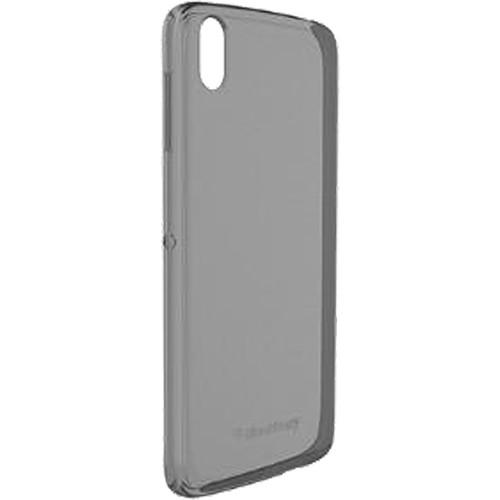 BlackBerry DTEK50 Soft Shell Case (Transparent Black)