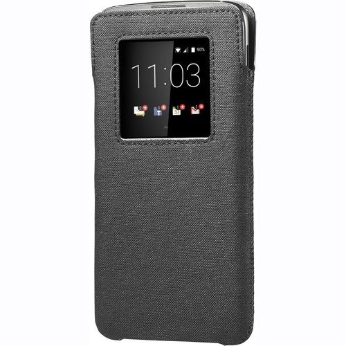 BlackBerry DTEK60 Smart Pocket Case (Black)