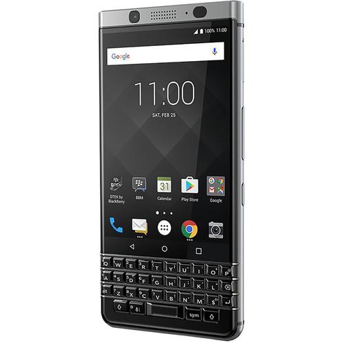BlackBerry KEYone BBB100-7 Dual-SIM 64GB Smartphone (Unlocked, Black)