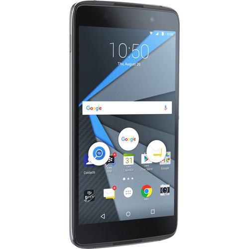 BlackBerry DTEK50 STH100-1 16GB Smartphone (Unlocked, Black)