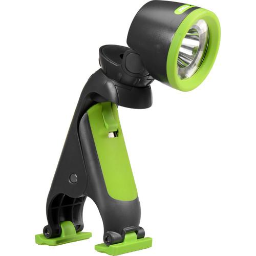 Blackfire Clamplight Flashlight