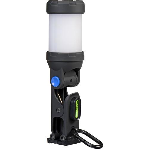 Blackfire Clamplight Backpack Flashlight/Lantern Combo