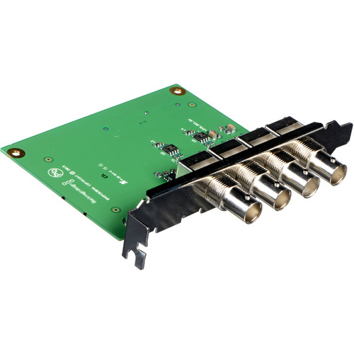 Blackmagic Design Decklink Quad 3G-SDI Mezzanine Card for Decklink 4K Extreme 12G