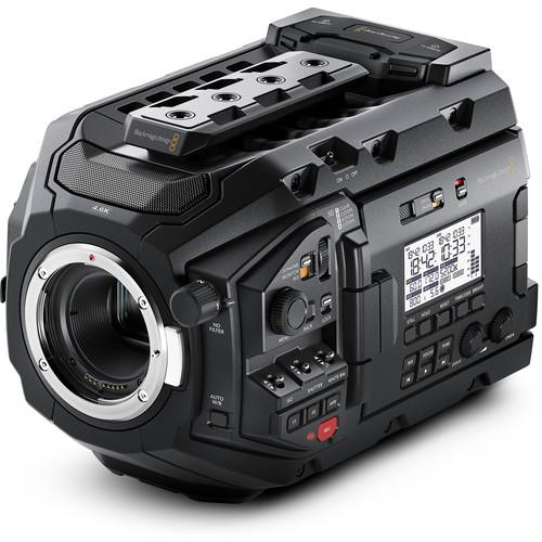 Blackmagic Design URSA Mini Pro 4.6K Digital Cinema Camera (URSA Loyalty Upgrade Pricing)