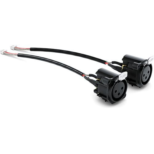 Blackmagic Design XLR Audio Input Connectors for URSA Mini