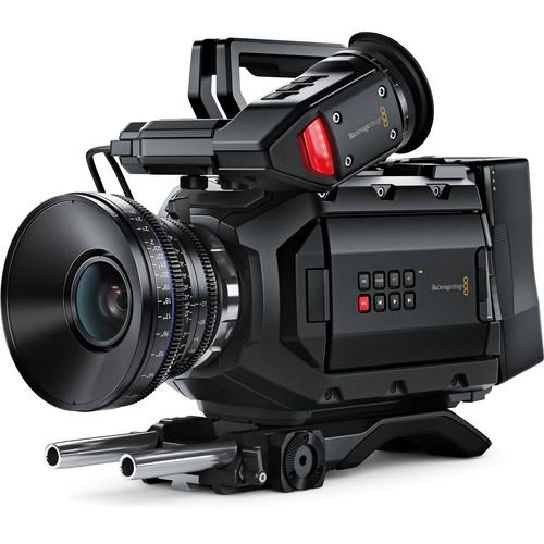 Blackmagic Design URSA Mini 4K Digital Cinema Camera (EF-Mount)