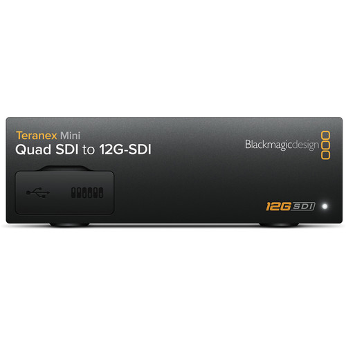 Blackmagic Design Teranex Mini Quad SDI to SDI 12G Converter