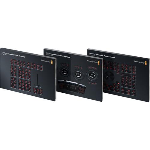 Blackmagic Design DaVinci Advanced Panel Keycaps