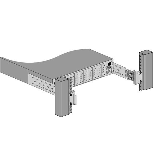 """Blackmagic Design OpenGear Rear Support Bracket for 30"""" D Racks"""
