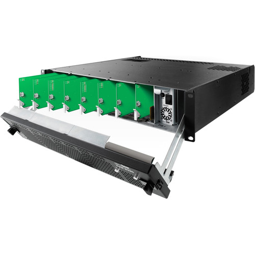 Blackmagic Design openGear Frame with Cooling and Advanced Networking