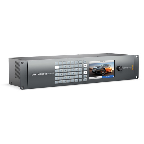Blackmagic Design Smart Videohub 40 x 40 6G-SDI