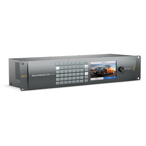 Blackmagic Design Smart Videohub 40 x 40 12G-SDI