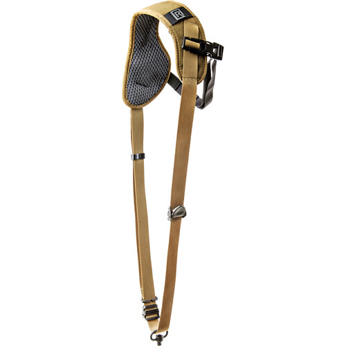 BlackRapid Sport X FA Coyote Rifle Sling with QD Swivel  - Single Point