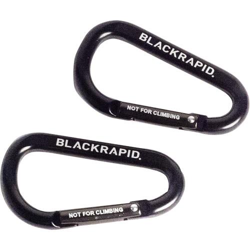 BlackRapid Carabiners (Set of 2, Black)