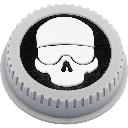 BlackRapid LensBling Skull with Goggles Cap for Canon Lenses